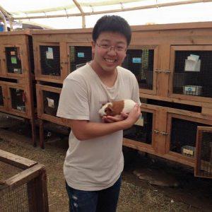 Eric Wang: Animal Coordinator