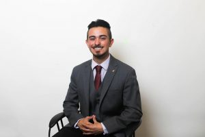 Jacob Morales: Environmental Coordinator